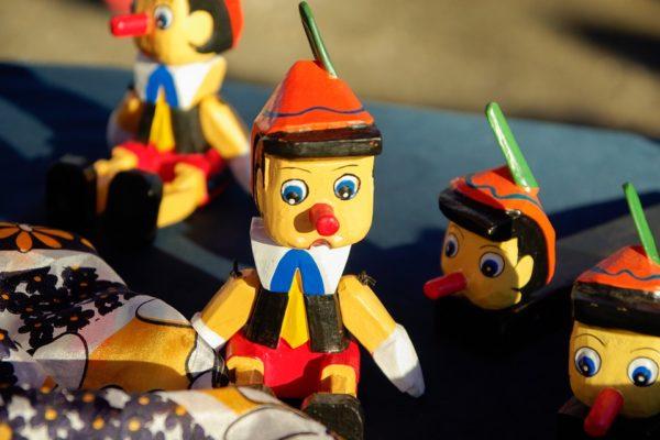 Czy fantazjowanie u małych dzieci jest normalne?